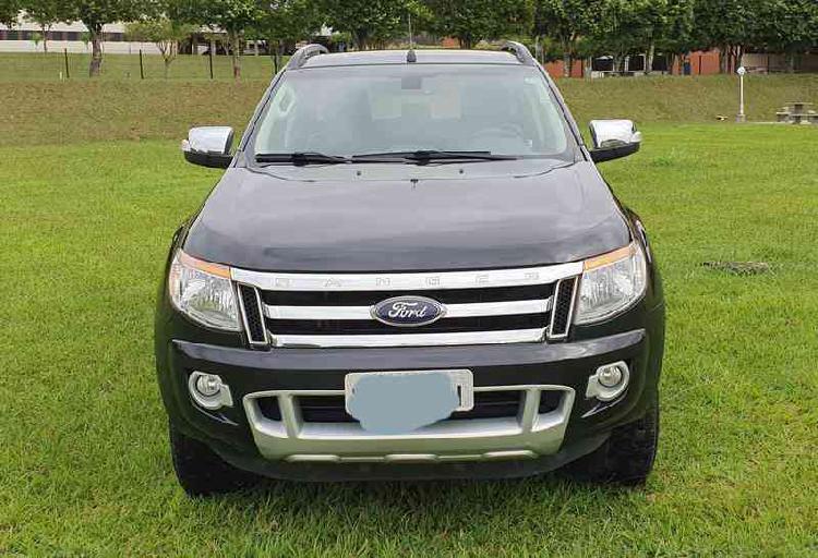 Ford ranger limited 2.5 16v 4x2 cd flex