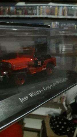 Jeep willys bombeiros