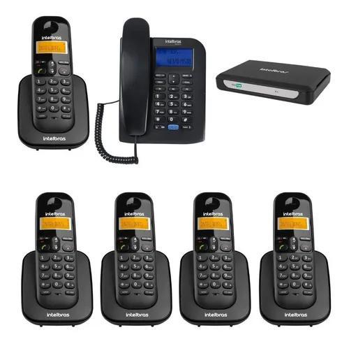 Kit comunicação minicom com 1 tc 60 id e 5 ts 3111