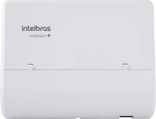 Kit pabx analógico modulare+ 4 linhas / 8 ramais + ti830i