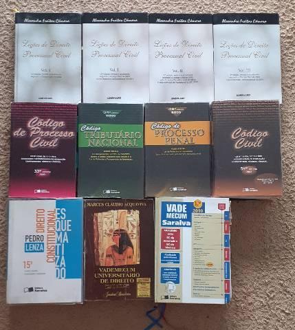 Livros direito e afins