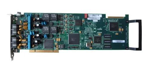 Placa rede 4 port dialogic 83-0676-006 rev a 41jct-ls