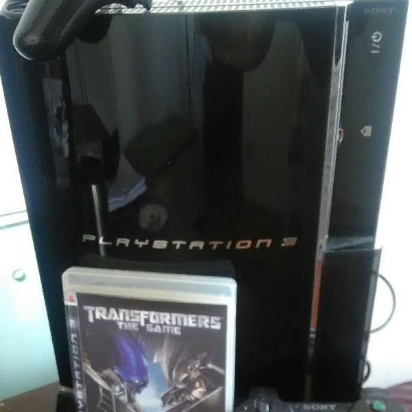 Playstation 3 séries + 9 jogos originais