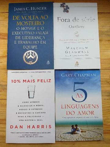 Promoção: livros para a quarentena!
