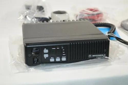 Radio motorola maxtrac 32 canais vhf, novissimo unicos