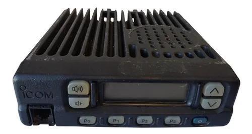 Radio veicular icom vhf ic-f320 - usado - testado