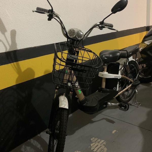 Bicicleta elétrica lev