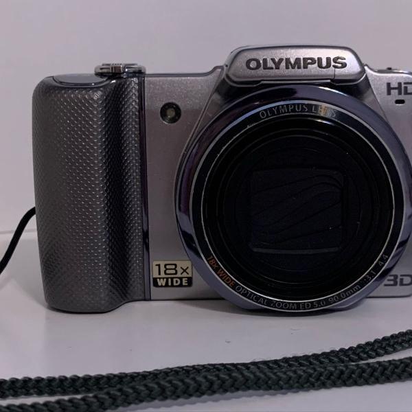 Câmera digital olympus sz-10 14mp