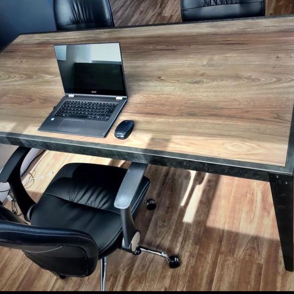 Mesa escritorio oficina tok&stok 1,60m office