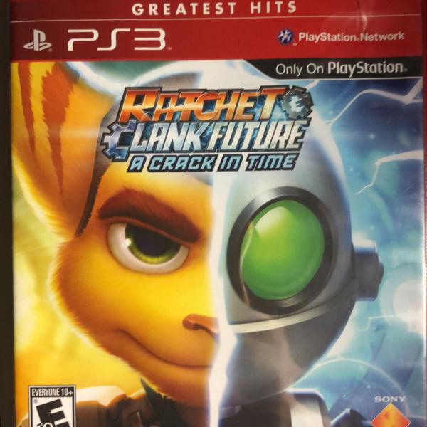 Ratchet e clank future a crack in time - ps3 playstatio3