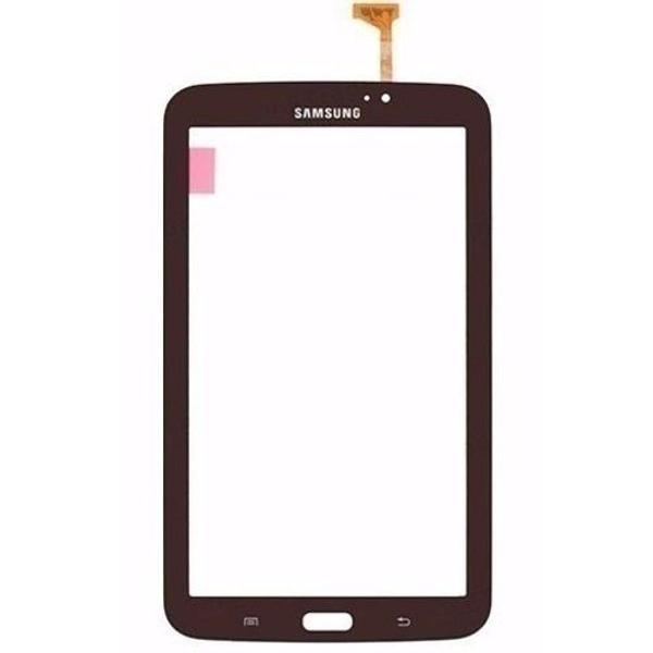 Tela touch screen samsung tab 3 t210 p3210 - preto