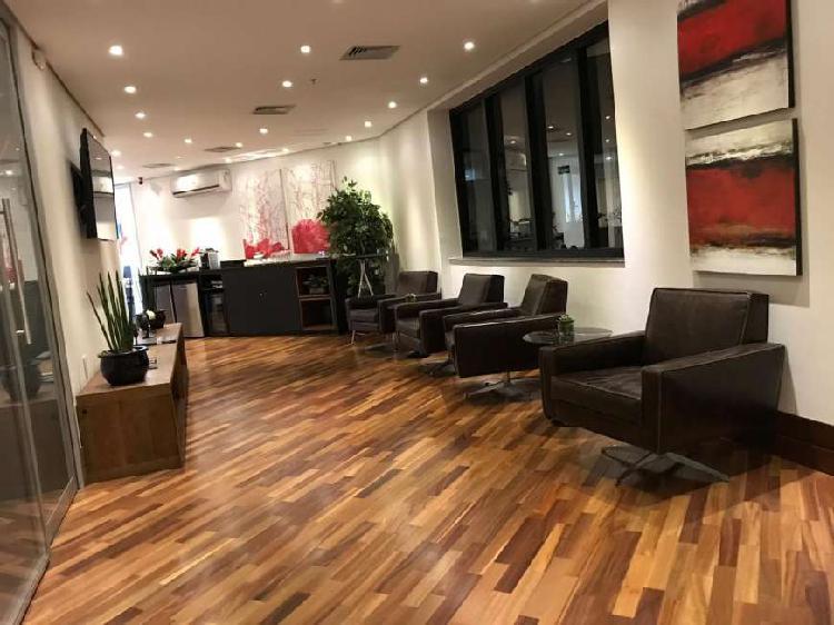 Conjunto - laje locação - business center - vila olímpia
