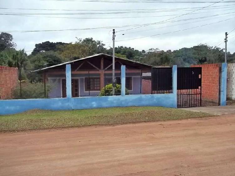 Casa 3 dormitórios/quartos na santa cecilia em viamão,