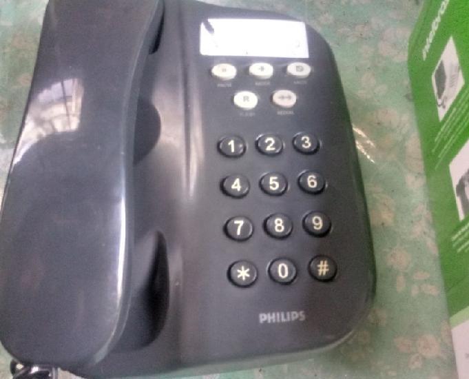 Telefones fixos sem ramal e com ramal