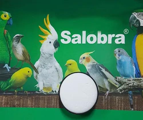 32 unidades osso siba cálcio para pássaros