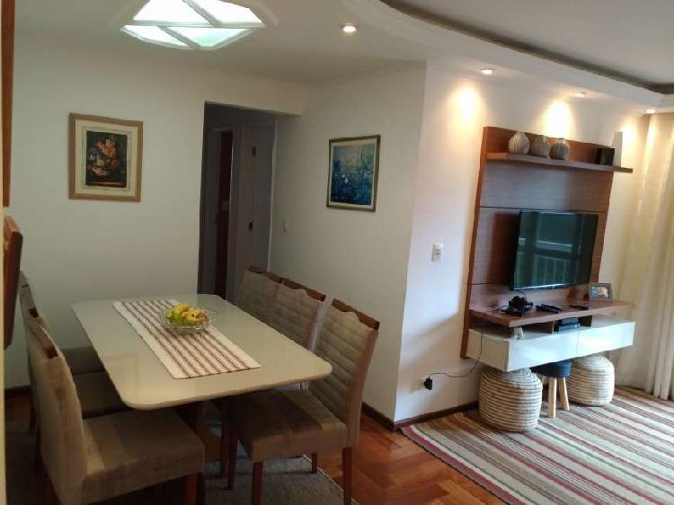 Apartamento 03 dormitórios lazer completo - centro diadema
