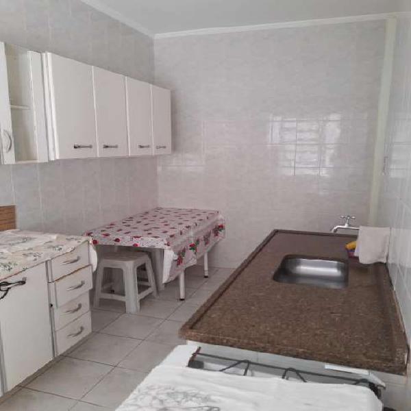 Apartamento 1 dormitório no centro do boqueirão - praia