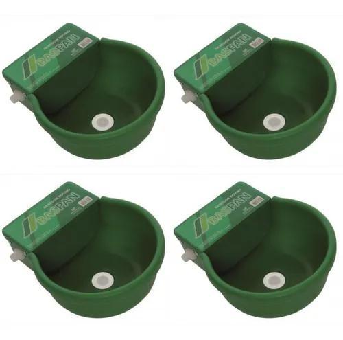 Bebedouro automático c/ boia de 8 lt p/ animais - 4