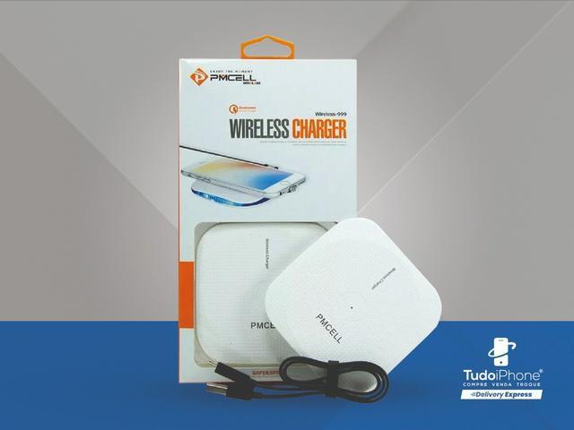 Carregador de mesa wirelless - indução - pmcell