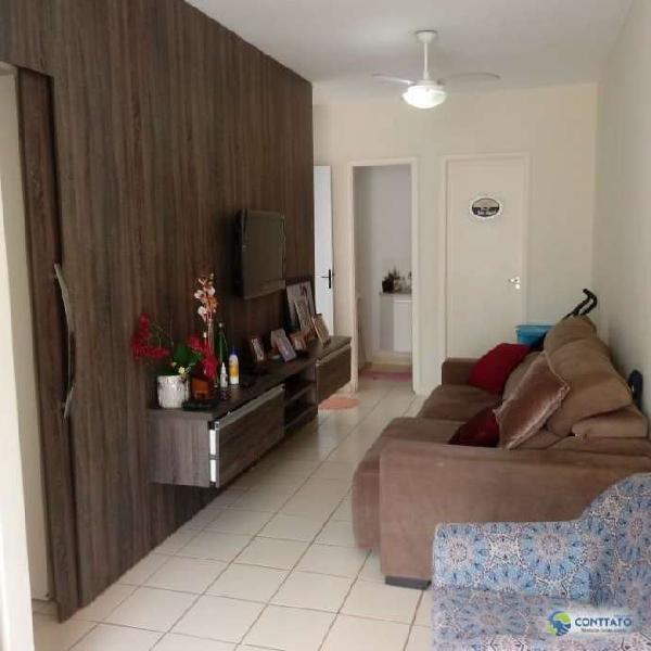Casa com 2 quartos sendo uma suite condomínio rio manso