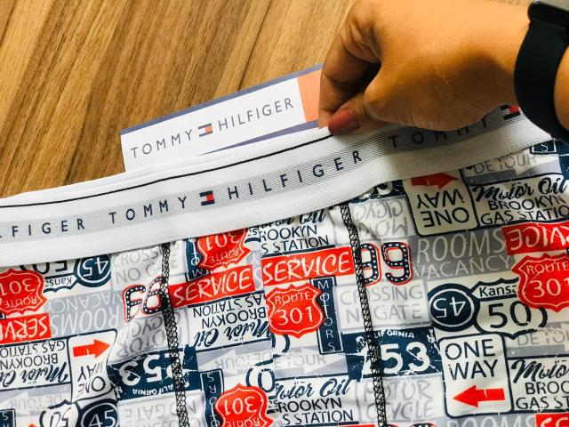 Cuecas tommy atacado r$ 4,70