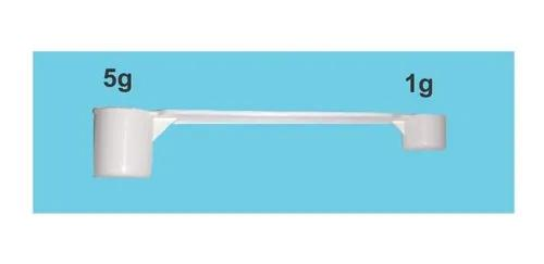 Dosador/medidor de pigmentos - 1g e 5g