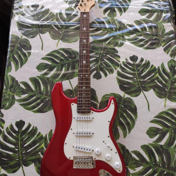 Guitarra rockstar para iniciantes