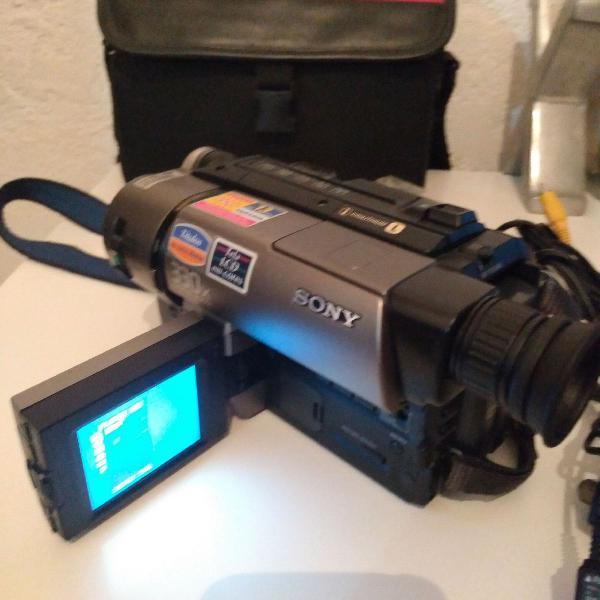 Handycam sony 330x digital zoom
