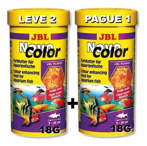 Jbl novo color 18g ração p/ cores leve 2 pague 1 val