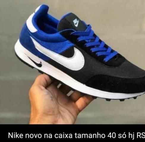 Nike runner tamanho 40 novo na caixa ganhei e vendo hj por