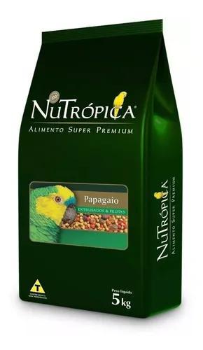 Nutropica papagaios frutas 5kg