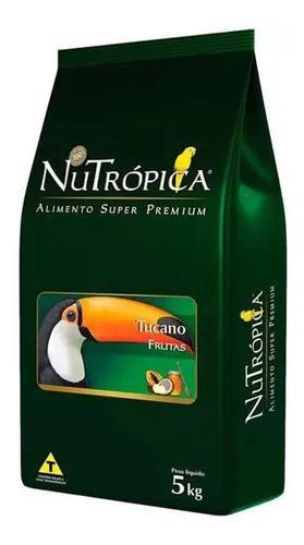 Nutropica tucanos fruta 5kg val fev/2020