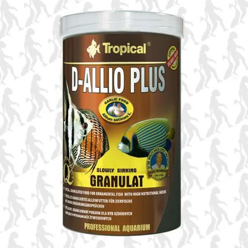 Ração peixes d- allio plus granulat 150g tropical