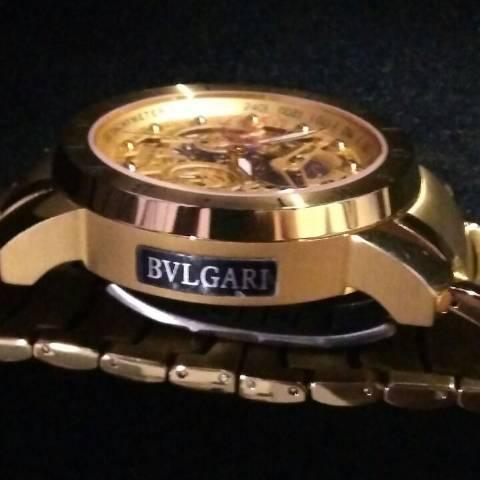 Relógio bvlgari novo zerado
