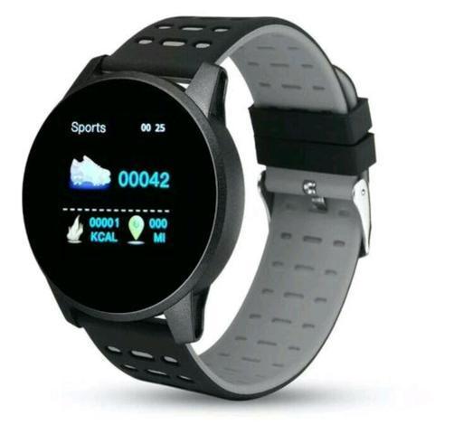 Relógio inteligente gocomma b2 com monitor de frequência