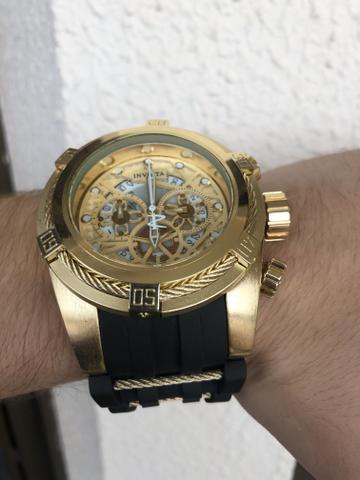 Relógio invicta zeus bolt novo