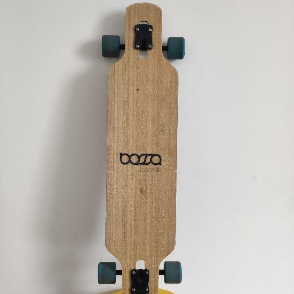 Skate long board bossa boards