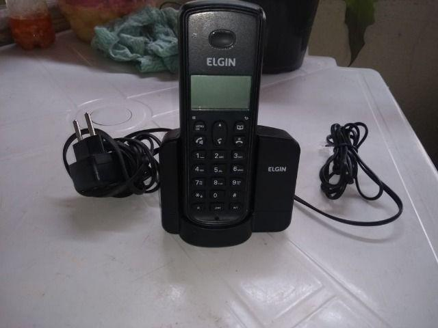 Telefone fixo s/fio