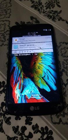 Vendo celulares marca lg k10 novo 32gb e k10 16gb
