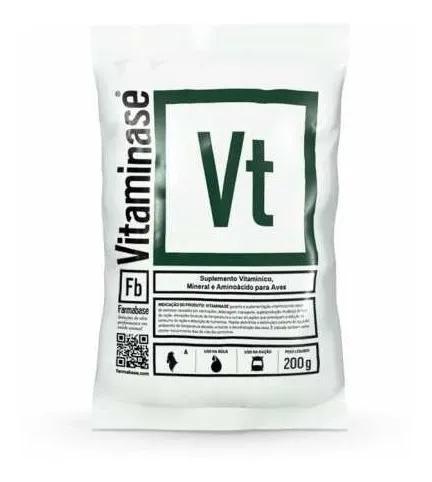 Vitaminase supl