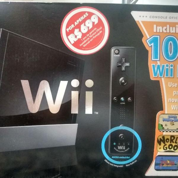 Wi nitendo console oficial 1000 points
