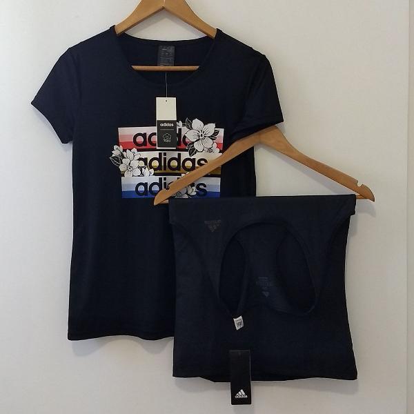 Adidas + farm 2 camisetas