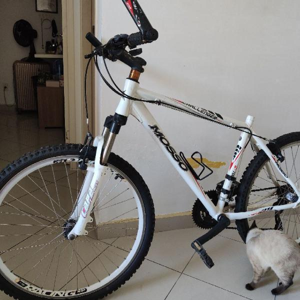 "Bicicleta mosso 26"" - kit shimano"