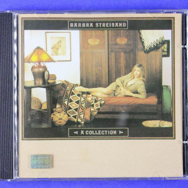 Cd . barbra streisand . a collection greatest hits... and