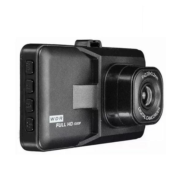 Câmera dvr filmadora veicular full hd 1080