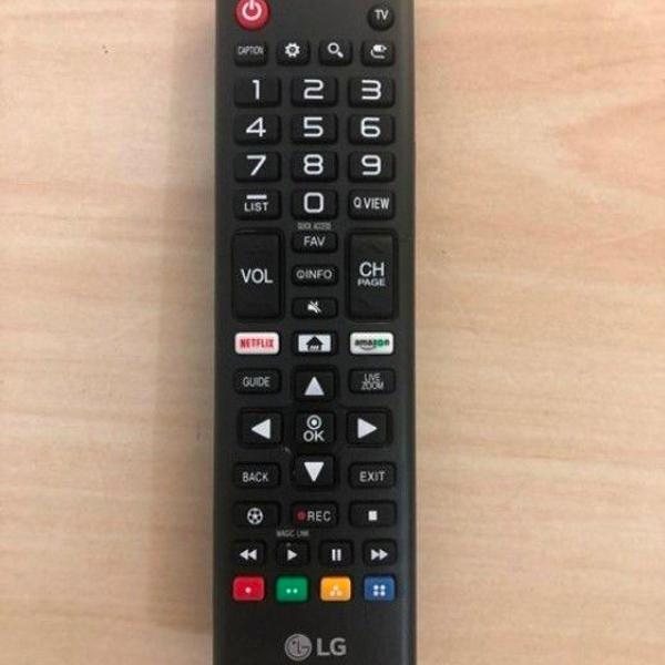 Controle remoto lg smart akb75095315 teclas amazon e netflix