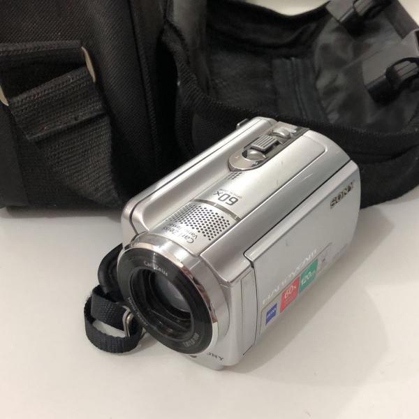 Filmadora sony handycam dcr-sr88
