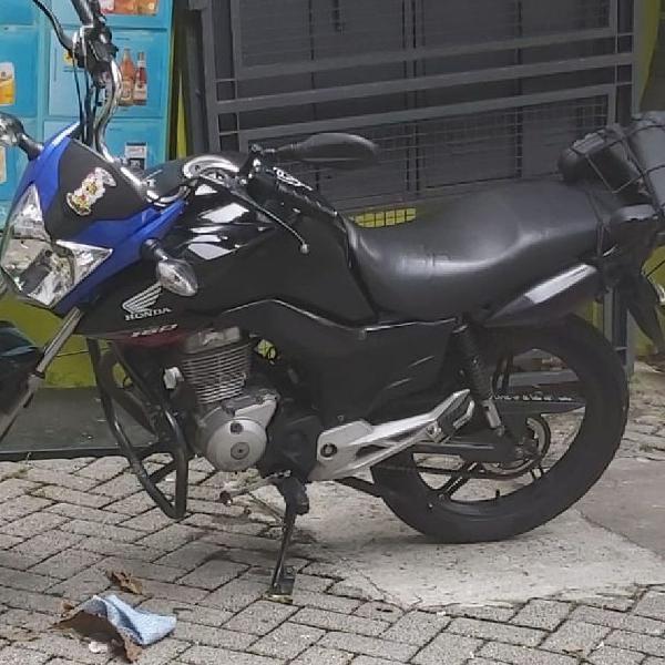 Moto fan 125 toda 160