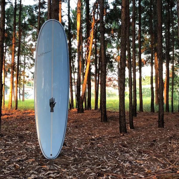 Prancha de surf 7'0 - mini long - nova