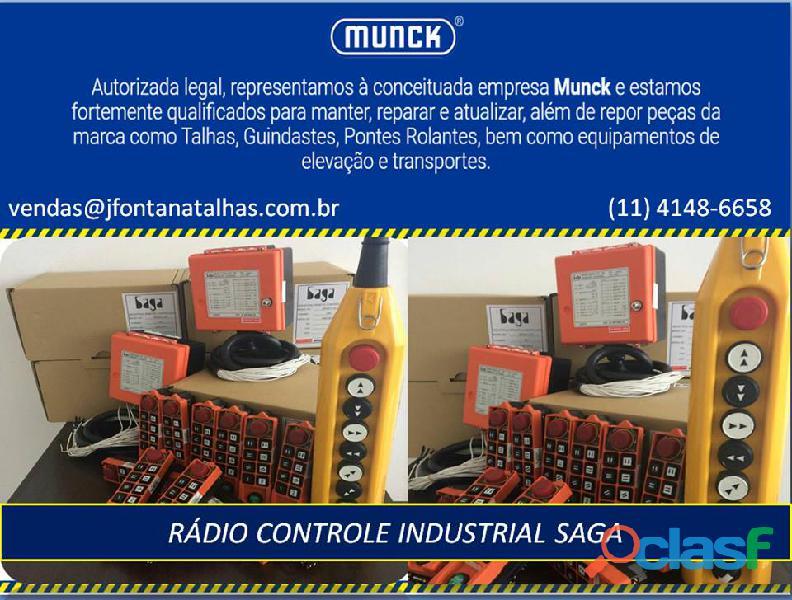 Rádio controle saga, homologado pela anatel